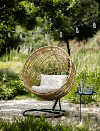 Beautiful Hanging Garden Chairs For Summer 2019